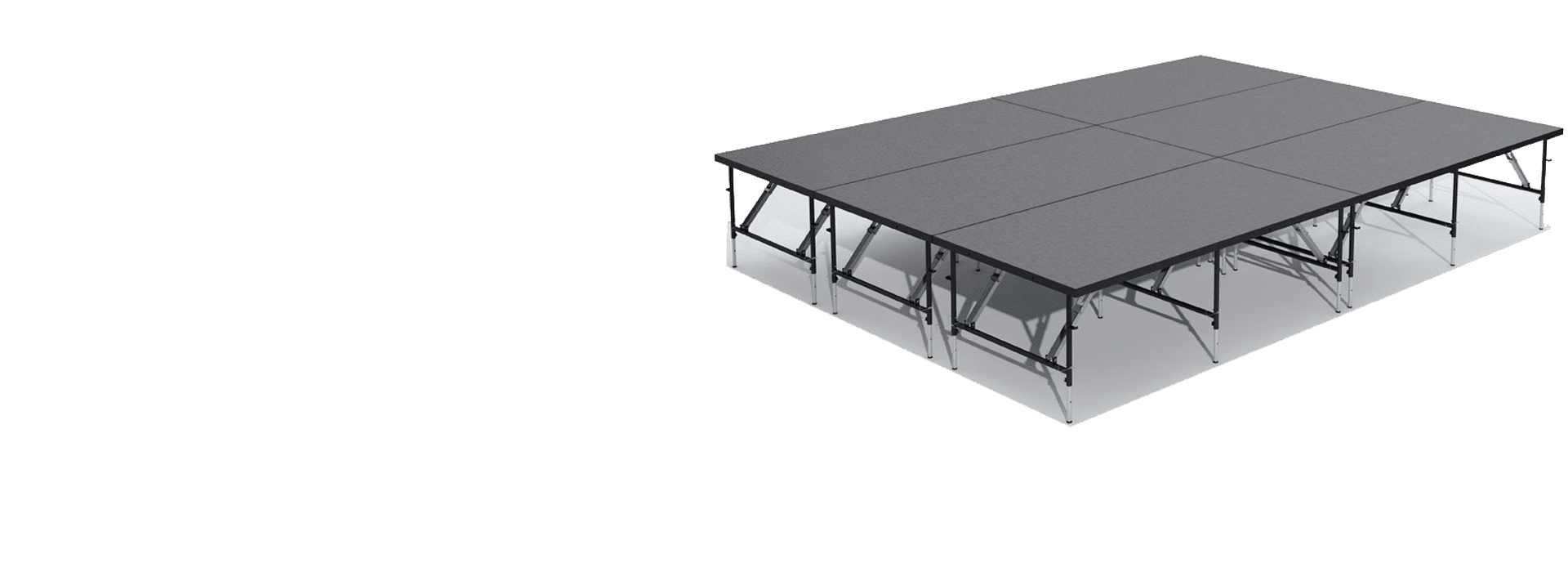 Basic 12sqm stage package