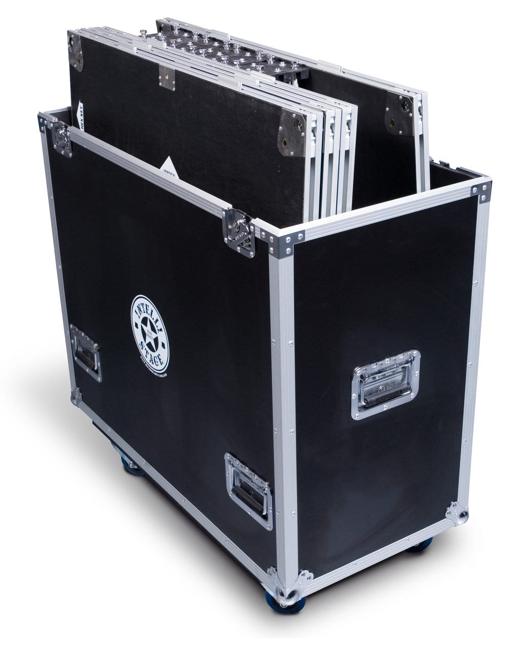 portable stage transport and storage case